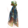 Irises by Monet Scarf