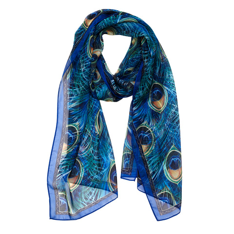 Picture of Peacock Scarf