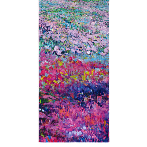 Picture of Garden Symphony Viscose\Poly Scarf