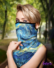Van Gogh Starry Night Scarf Bandana