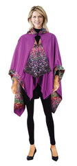 Monet Garden RainCape