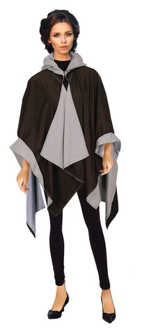 Picture of Black/Grey RainCape