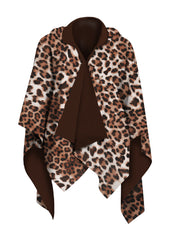 Leopard Skin Full Color RainCape