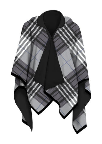 Picture of Tartan Plaid RainCape