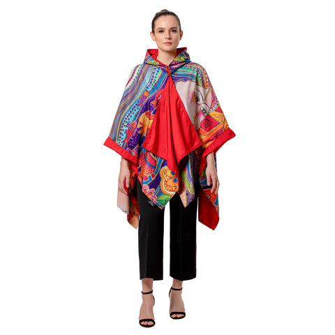 Picture of Laurel Burch Mikayla RainCape