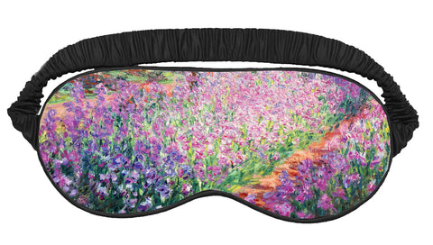Picture of Monets Garden Sleeping Mask