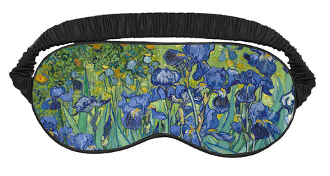 Picture of Van Gogh Irises Sleeping Mask