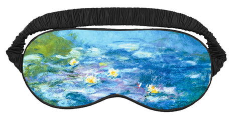Picture of Water Lillies Sleeping Mask