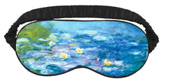 Water Lillies Sleeping Mask