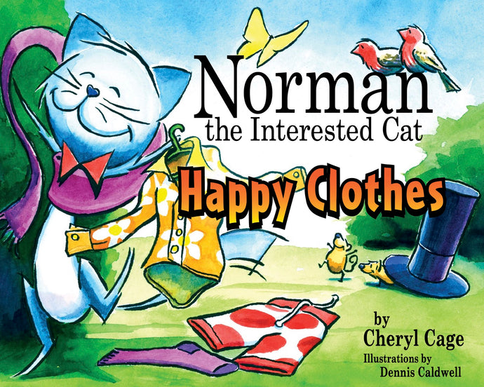 NORMAN: HAPPY CLOTHES  (SHIPS MARCH 15, 2021)