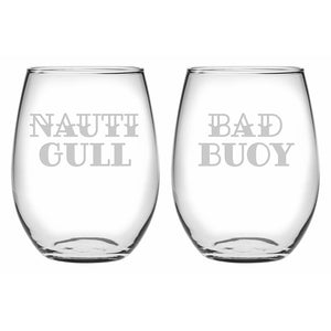 Stemless Wine