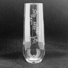 Load image into Gallery viewer, Stemless Flute, 8.5 oz.