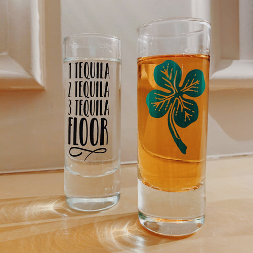 Shot Glass, 2 oz.