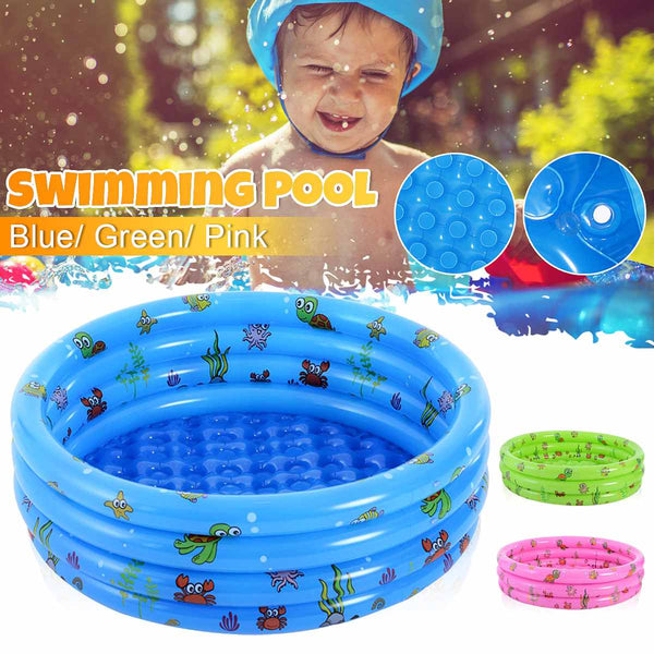 Kids Outdoor Toy Safe PVC Cartoon Animal Swimming Pool - honeylives