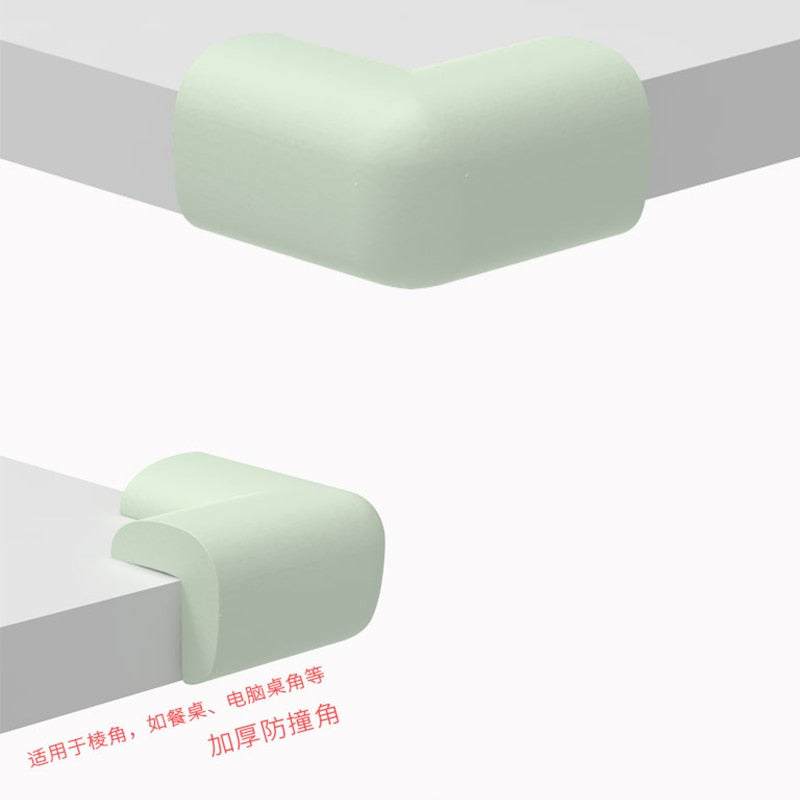 Baby Safety Corner Protector Furniture Corners Angle Protection Child Safety Table Corner Guards10pcs/lot - honeylives