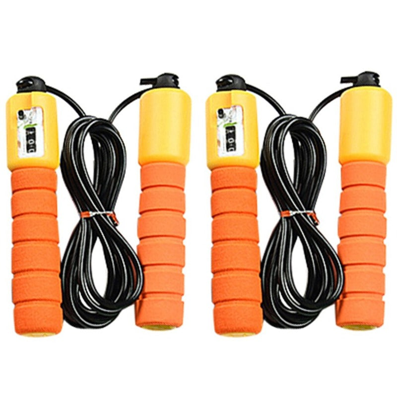 Fitness Skipping Rope Portable Durable Adjustment Advanced Skipping Rope - honeylives