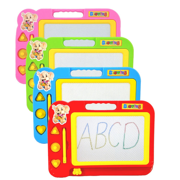 Kid Drawing Board  Magnetic Writing Painting Cultivate Early Education Toys - honeylives