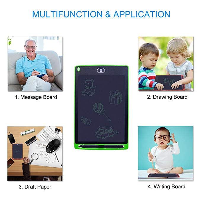 LCD Magnetic Drawing Board Creative  Art Magic Drawing Board Educational Toys - honeylives