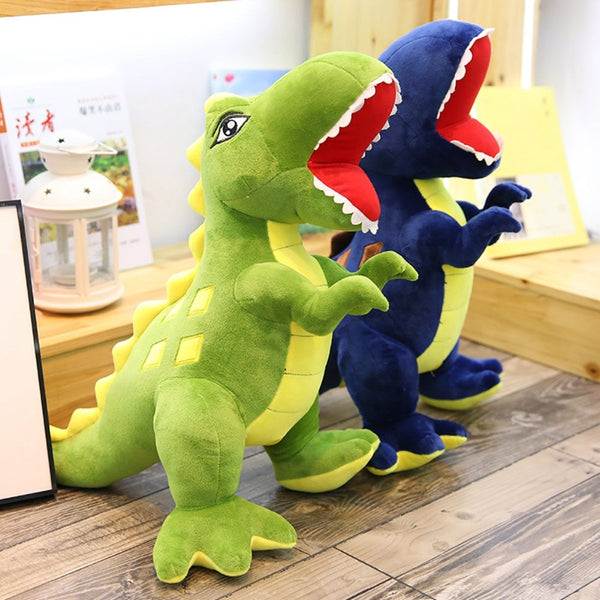 New Dinosaur Plush Toys Cartoon Cute Stuffed Toy Dolls for Kids Gift 60cm - honeylives