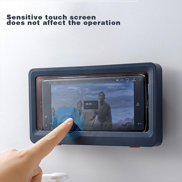 Bathroom Phone Case Amusement Superb Gadget Mobile Phone Holder
