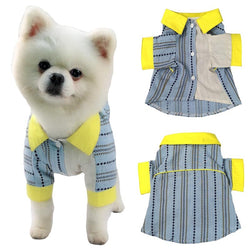 Fashion Pets Dogs Clothing For Small Medium Dogs Costume Puppy Clothes - honeylives