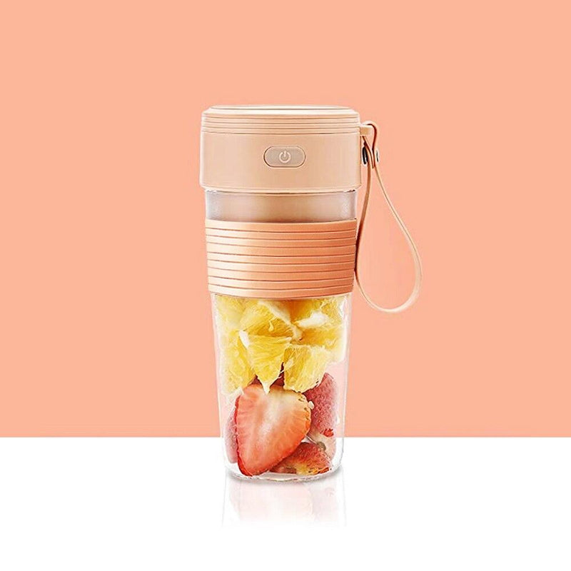 Kitchen Cook Portable Electric Mixer Juicer USB Cup Blender