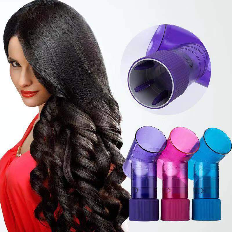 Salon Hair Diffuser MagicRoller Drying Cap Blow Dryer Wind Curl Hair Dryer