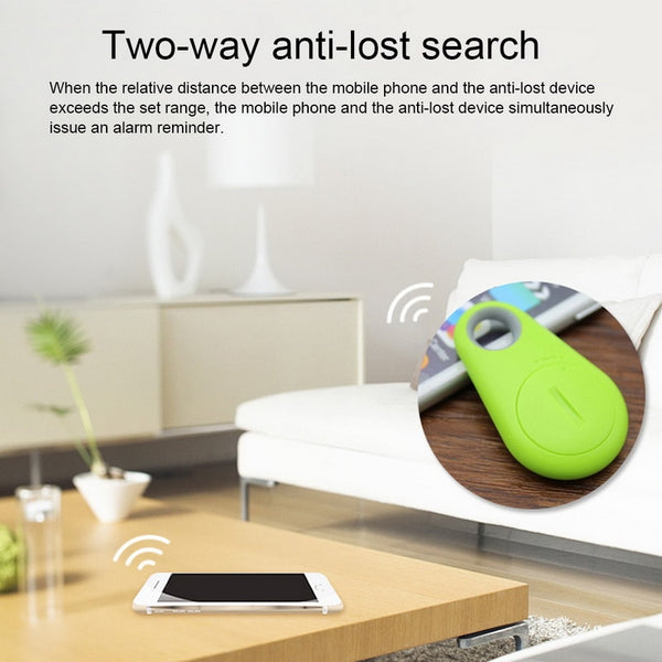Smart Tag Mini  Bluetooth GPS Tracker Locator Anti-Lost Alarm  Pet Dog Cat - honeylives