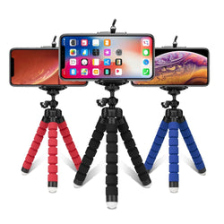 Mobile Phone Tripod for Phone Selfie Remote Stick Smartphone Bluetooth Tripods - honeylives