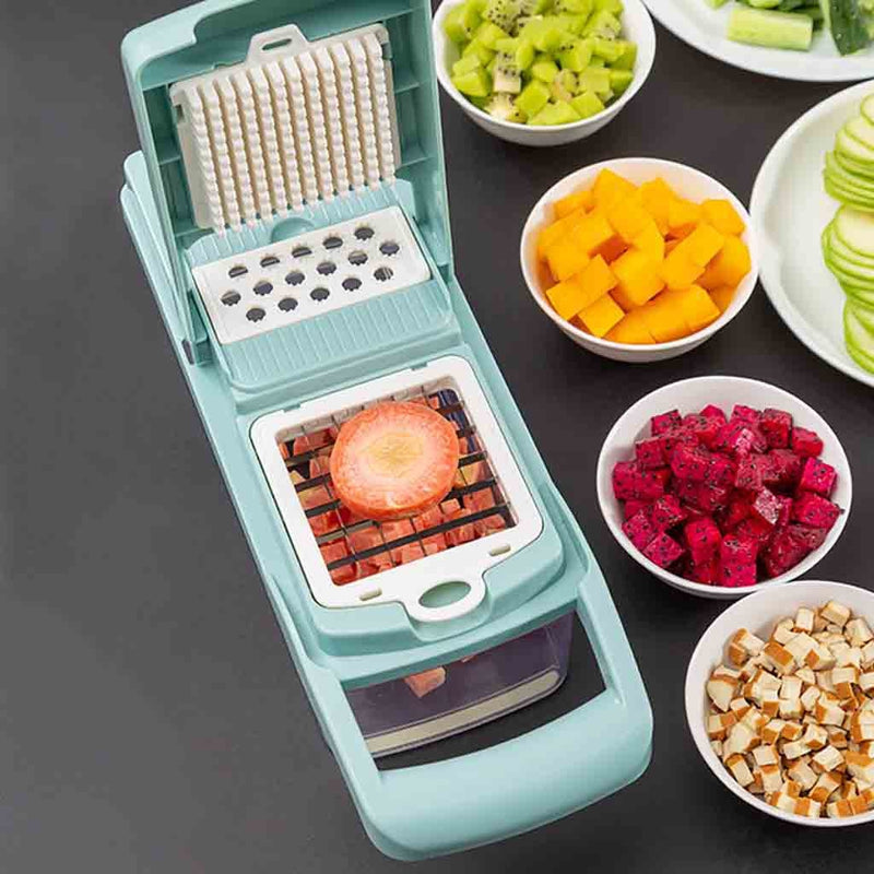 Kitchen Accessories Vegetable Cutter Slicer Potato Peeler Carrot Cheese Grater Cutter - honeylives