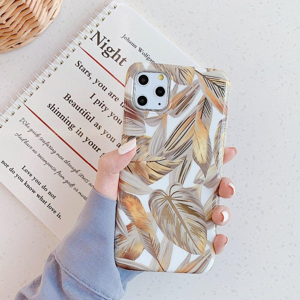 Gold Leaf Case