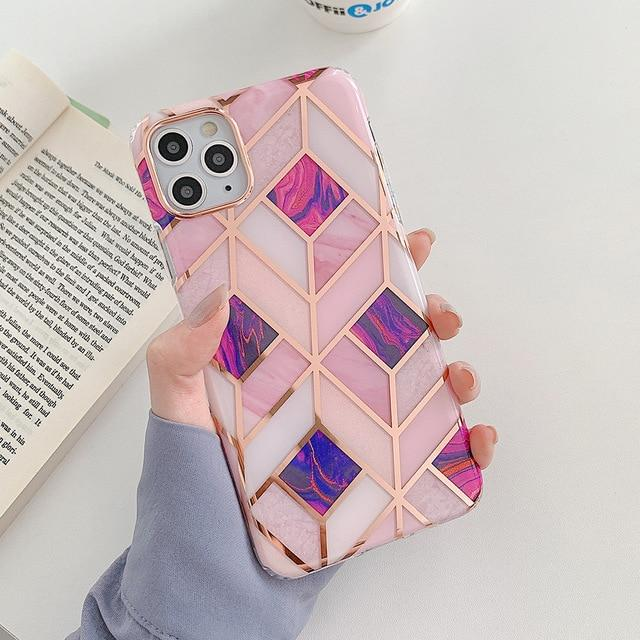Luxury Marble Case