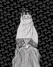 "Load image into Gallery viewer, ""Woman of Nablus"" Print"