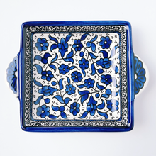 Load image into Gallery viewer, Hand-Painted Khalili Ceramic Jewelry Mini Tray