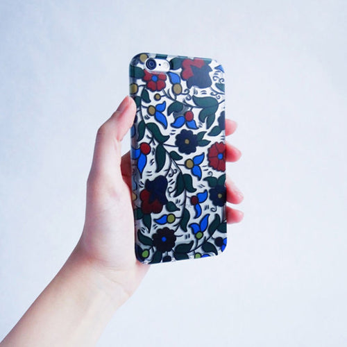 The Hebron Ceramic Tile Phonecase