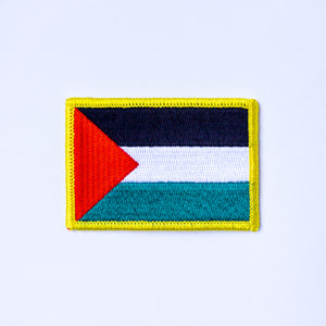 Palestine Flag Patch