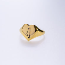 Load image into Gallery viewer, The Palestine Signet Ring (Gold)