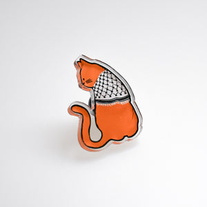 Catfiyyeh Pin