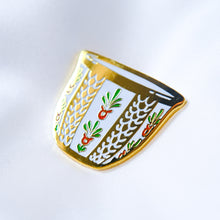 Load image into Gallery viewer, Arabic Coffee Cup Enamel Pin