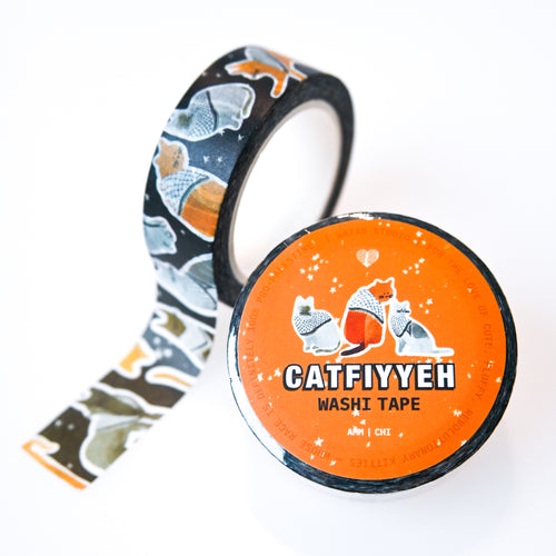 Catfiyyeh Washi Tape