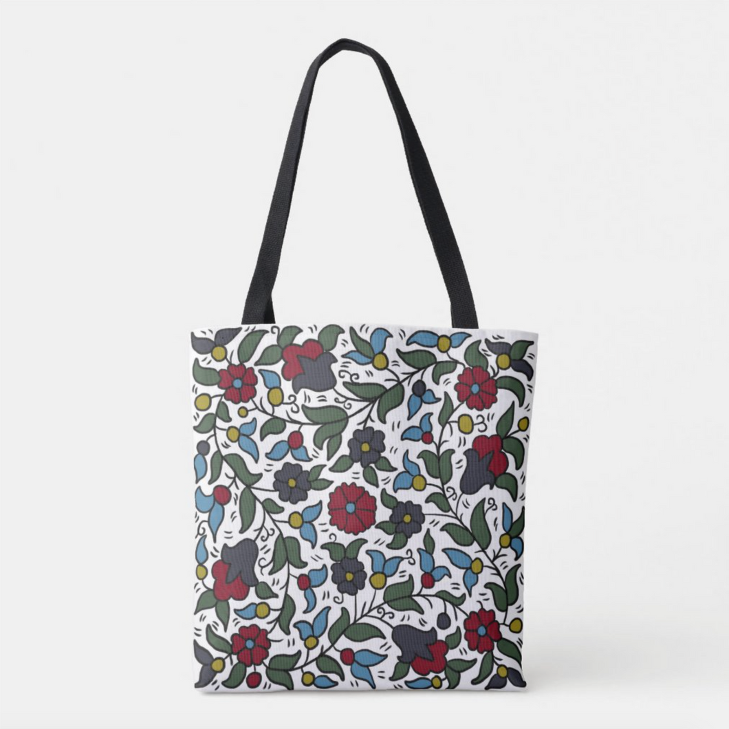 Khalili Ceramic All-Over Tote Bag