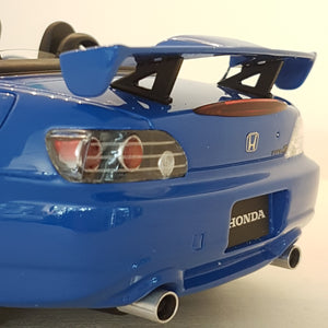 1:18 Honda S2000 Type S Apex, Ottomobile, blå perlemor, limited