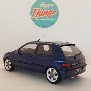 1:18 Renault Clio 1 16v phase II