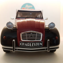Indlæs billede til gallerivisning 1:12 Citroën 2CV Charleston, 1978, Z-Models, delvis åben model, limited