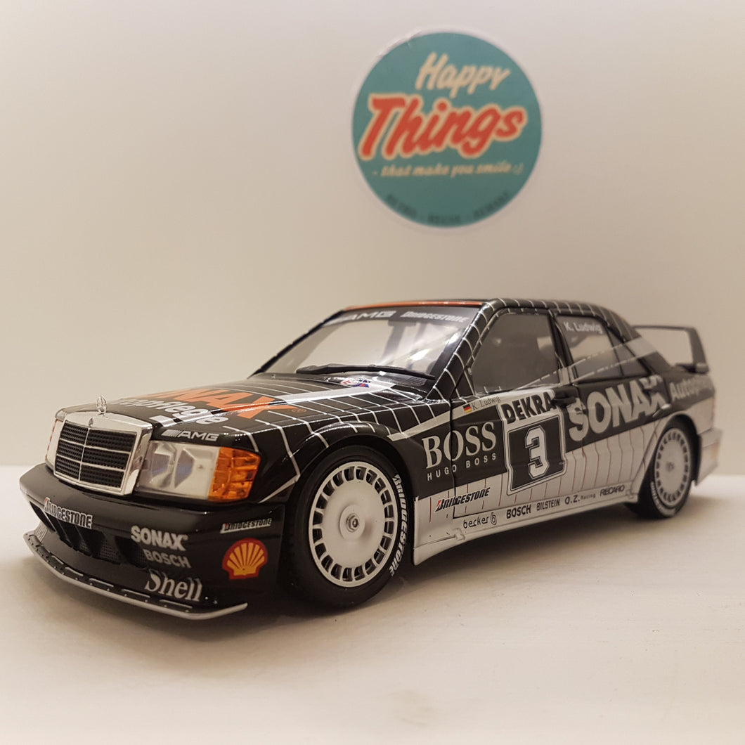 1:18 Mercedes-Benz 190E 2.5-16 Evolution 2
