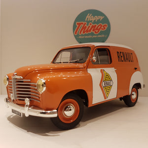 1:18 Renault Colorale Van