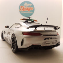 Indlæs billede til gallerivisning 1:18 Mercedes-AMG GT R Safety car , Formula 1 - 2019, org. MB, limited 1.000 stk.