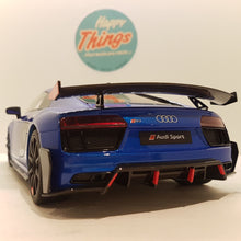 Indlæs billede til gallerivisning 1:18 Audi R8 Performance Parts 2018, GT Spirit, GT254, blå, limited