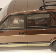Indlæs billede til gallerivisning 1:18 Ford Granada MKII st.car, brunmetallic, BoS Models, lukket model, limited