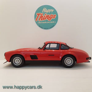 1:18 Mercedes-Benz AMG 300SL, Ottomobile, rød, limited
